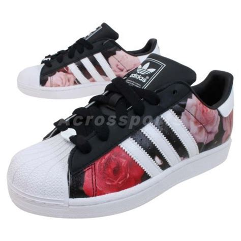 adidas originals superstar 2 w ii floral womens classic casual shoes shoessss adidas