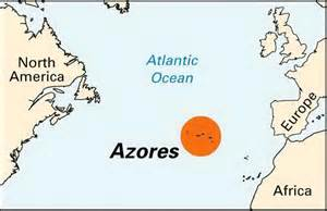 Azores World Map by Azores Location Kids Encyclopedia Children S
