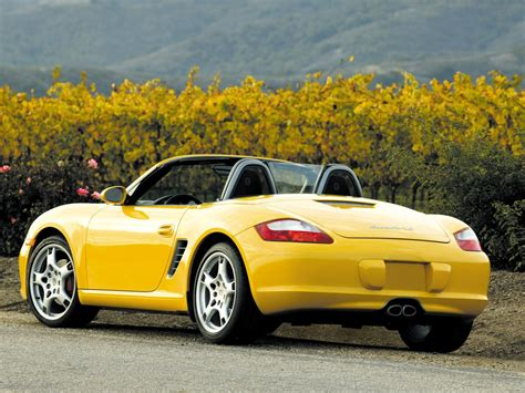 boxster porsche 2005 porsche 987 boxster 2005 car wallpaper 009 of 11