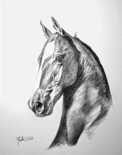 dibujos realistas carboncillo pintura moderna y fotograf 237 a art 237 stica caballo dibujo