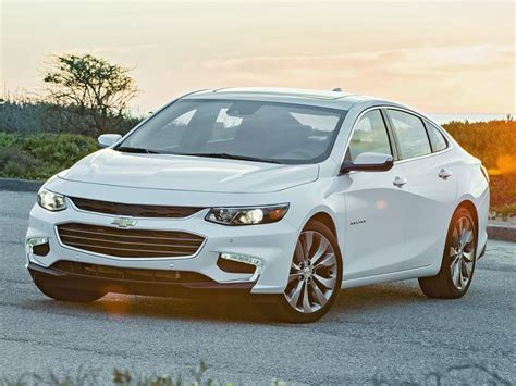Best Low Cost Fuel Efficient Cars by 2016 Chevrolet Malibu Hybrid Road Test And Review