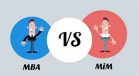 Mba Roi India by Should I Study An Mba Or Mim Programme Abroad