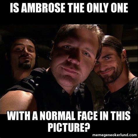 Wwe Wrestling Memes - dhield memeswwe the shield reason meme gene