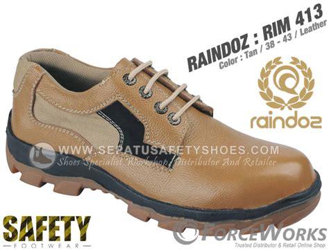 Sepatu Safety Di Kawan Lama sepatu safety raindoz www sepatusafetyshoes