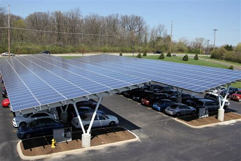 Car Port Solar by Not Your S Solar Panels Examining 4 Uniquely Beautiful Solar Panel Installations