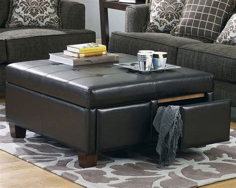 how to make a coffee table ottoman ideas for fabric ottoman coffee table design 18286