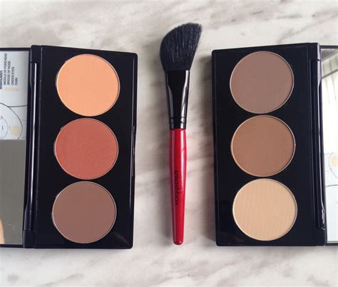 Mac Ayeshadow Panda Make Up Set Original Singapore contouring makeup kit smashbox makeup vidalondon