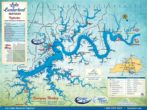 lake cumberland state dock boat slip rental state dock maps