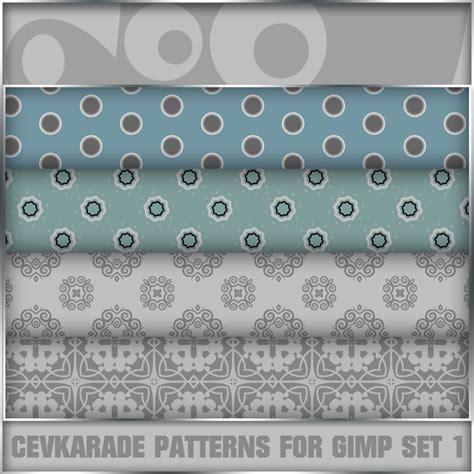 pattern download gimp cevkarade patterns for gimp v1 by cevkarade on deviantart
