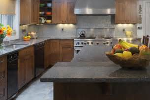 icestone recycled eco friendly and green kitchen countertops