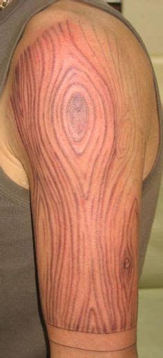 wood grain tattoo designs rat a tat tat on
