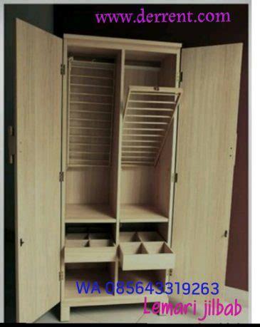 Lemari Kayu Akasia harga lemari jilbab kayu dengan kayu pilihan berkualitas