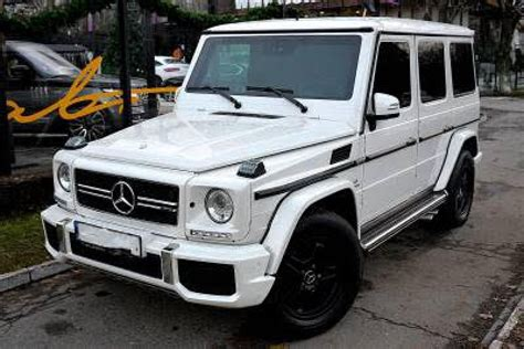 Jeep Mercedes by Mercedes Jeep G55 Amg 63 Amg Armoured B For