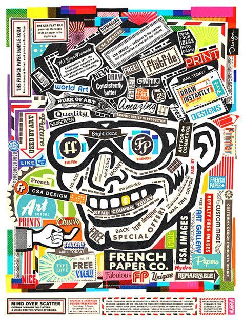 designboom graphic design interview with graphic designer charles s anderson