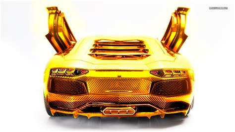 lamborghini wallpaper gold cool lamborghini golden color car stylishhdwallpapers