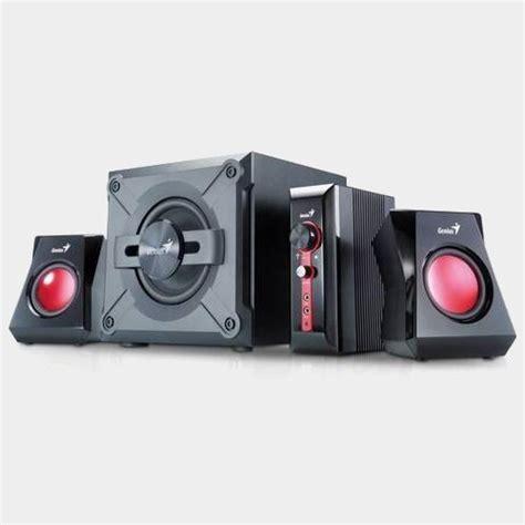 Speaker Genius genius speaker system sw g2 1 1250 unleashed