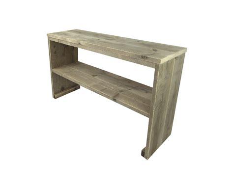 sidetable 100 cm sidetable design steigerhout roosendaal