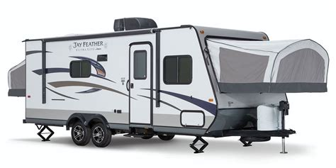 ultra light travel trailers manufacturers 2015 feather ultra lite travel trailers jayco inc