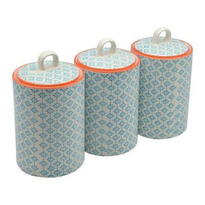 buy nicola patterned porcelain tea coffee sugar