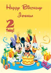 mickey and minnie mouse birthday cards personalised mickey mouse minnie mouse donald duck