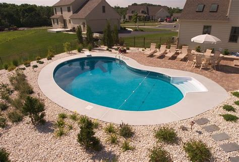 simple pool landscaping yard pinterest landscaping pools and classic