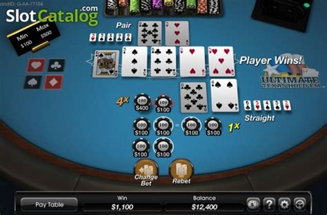 ultimate holdem layout review of ultimate texas hold em cards game from sg