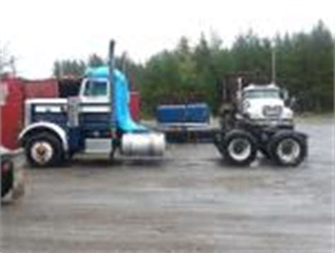 Peterbilt 379 With 36 Inch Sleeper by Fitting A 379 36 Inch Sleeper Onto A 359
