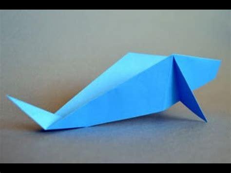 Origami Gauntlet - origami whale www origami