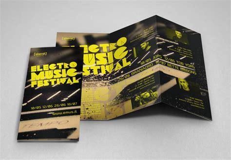 Festival Brochure Design by 25 Creative Brochure Designs For Inspiration Creatives Wall