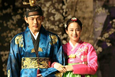 film korea zaman kerajaan 5 rekomendasi drama korea romantis berlatar cerita