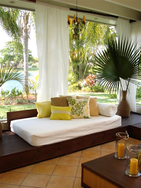 tropical home decor ideas 25 colorful rooms we love from hgtv fans color palette