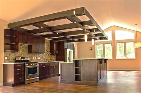 trellis contemporary kitchen toronto