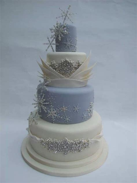 winter cake wedding ideas for whoever