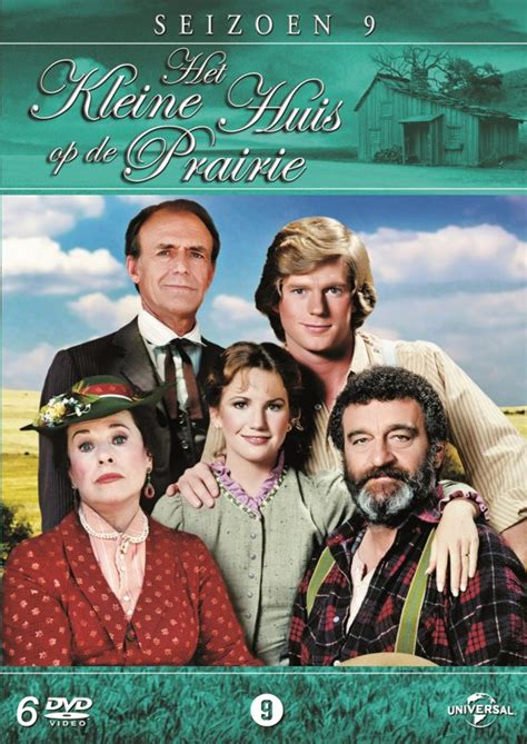 kleine huis op de prairie boeken bol het kleine huis op de prairie seizoen 9 dvd