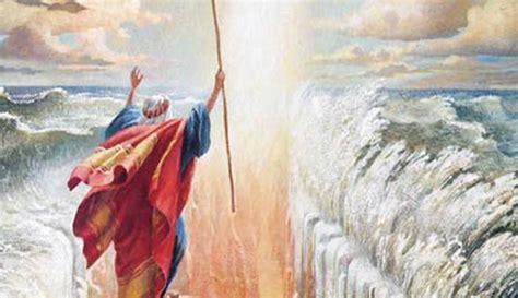 nabi musa membelah laut doovi penjelasan ilmiah mukjizat nabi musa membelah laut