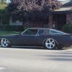 1972 Buick Riviera Parts Black Cars On Lead Sled Buick And Rods