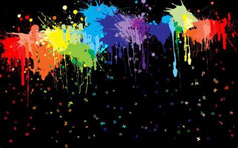 drop paint art digital art