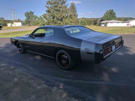 Charger For Sale In Michigan by 1973 Dodge Charger For Sale Classiccars Cc 1007837