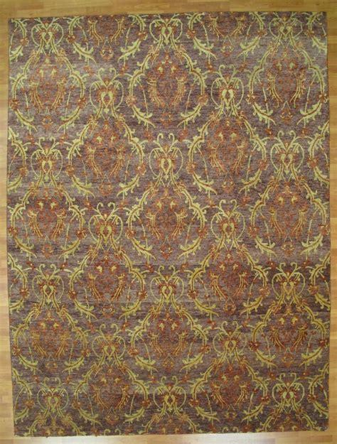 kalaty rugs kalaty kalaty oak 271909 eggplant gold area rug clearance 69578