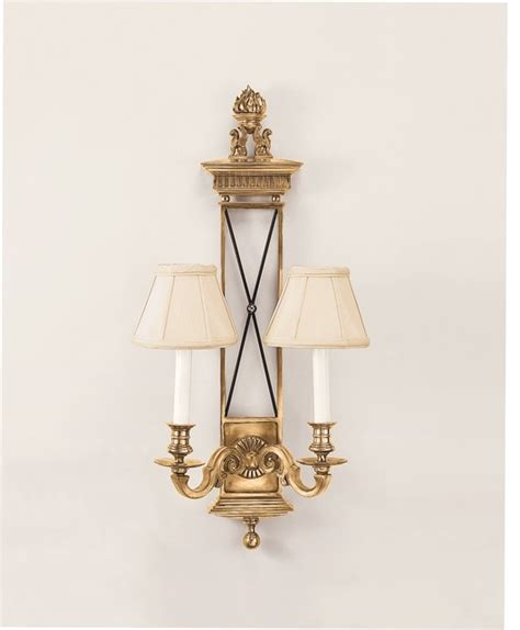 decorative crafts brass sconce 5135 traditional wall