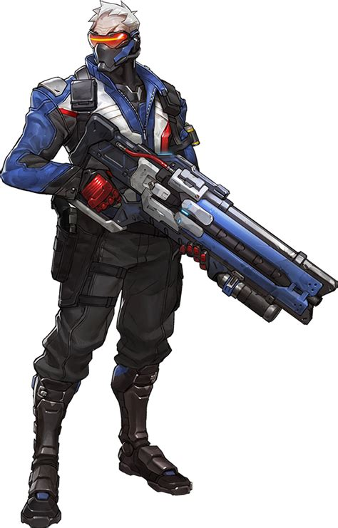A Soldiers soldier 76 overwatch wiki