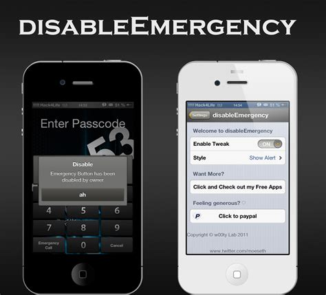 Iphone 7plus Gester 1 how to codesperre unter ios 6 umgehen disable emergency