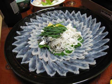 Eyewear Sashii 5 fugu a sometimes deadly delicacy sashimi japanese