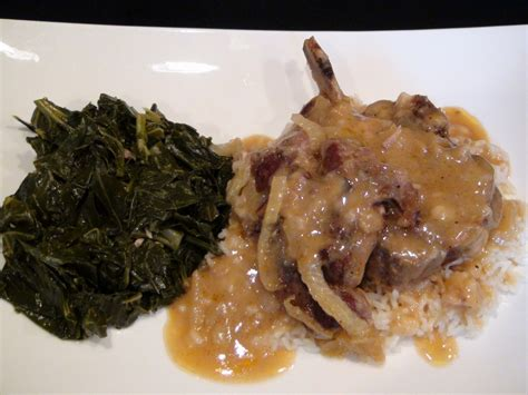 smothered lamb chops she s got flavor 187 smothered lamb chops fennel with