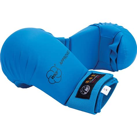 Venum Karate Glove Wkf Approved Blue welcome to budomartamerica martial arts combat sports distributor tokaido wkf approved