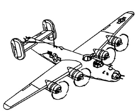 World War 2 Planes Coloring Pages planes coloring pages