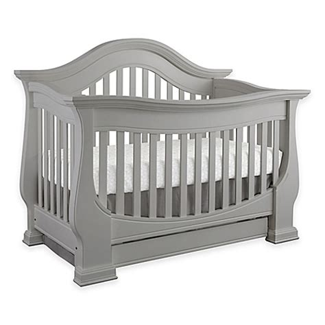 Baby Appleseed Cribs by Baby Appleseed 174 Davenport 4 In 1 Convertible Crib In Moon