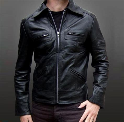 Jaket Kulit Pria Zalora jaket terbaru pria newhairstylesformen2014
