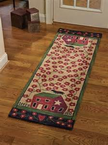 country hooked rugs primitive hooked rugs quilt homestead saltbox