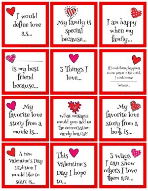 starters for valentines day valentine s day with tweens thinkingiq